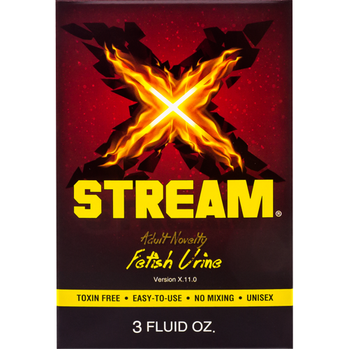 XStream fetish urine